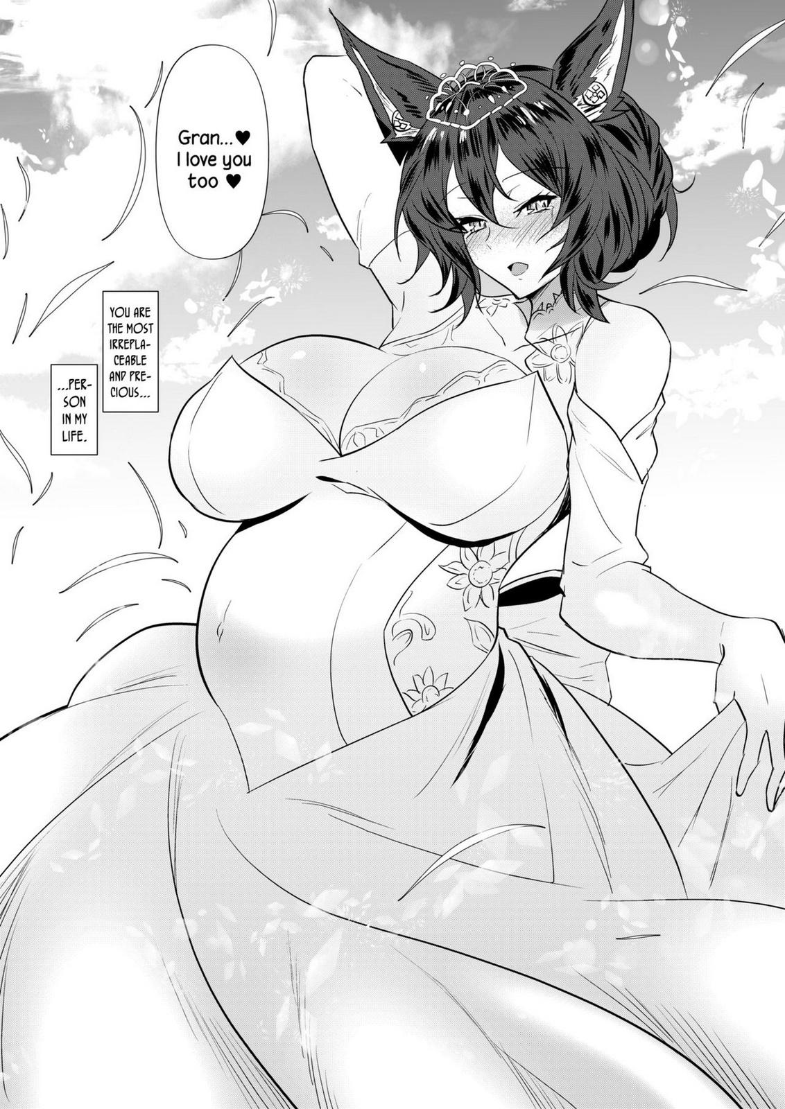 Ilsa true LOVE Granblue Fantasy WTwinMkII2nd 24
