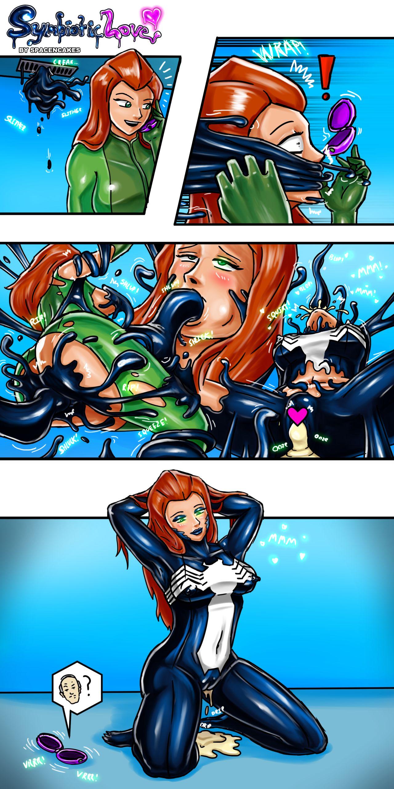 SpaceNCakes Symbiote Works 12