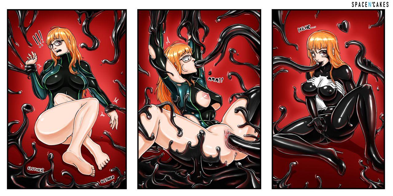 SpaceNCakes Symbiote Works 24