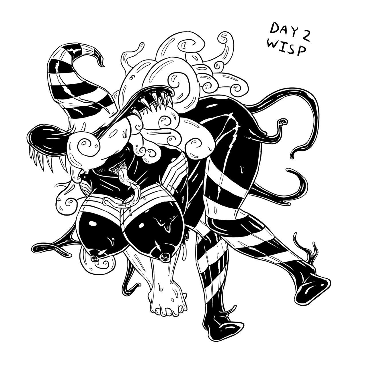 SpaceNCakes Symbiote Works 29