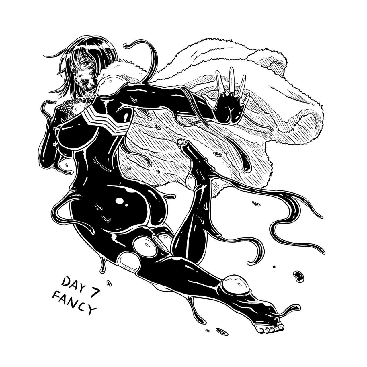 SpaceNCakes Symbiote Works 34