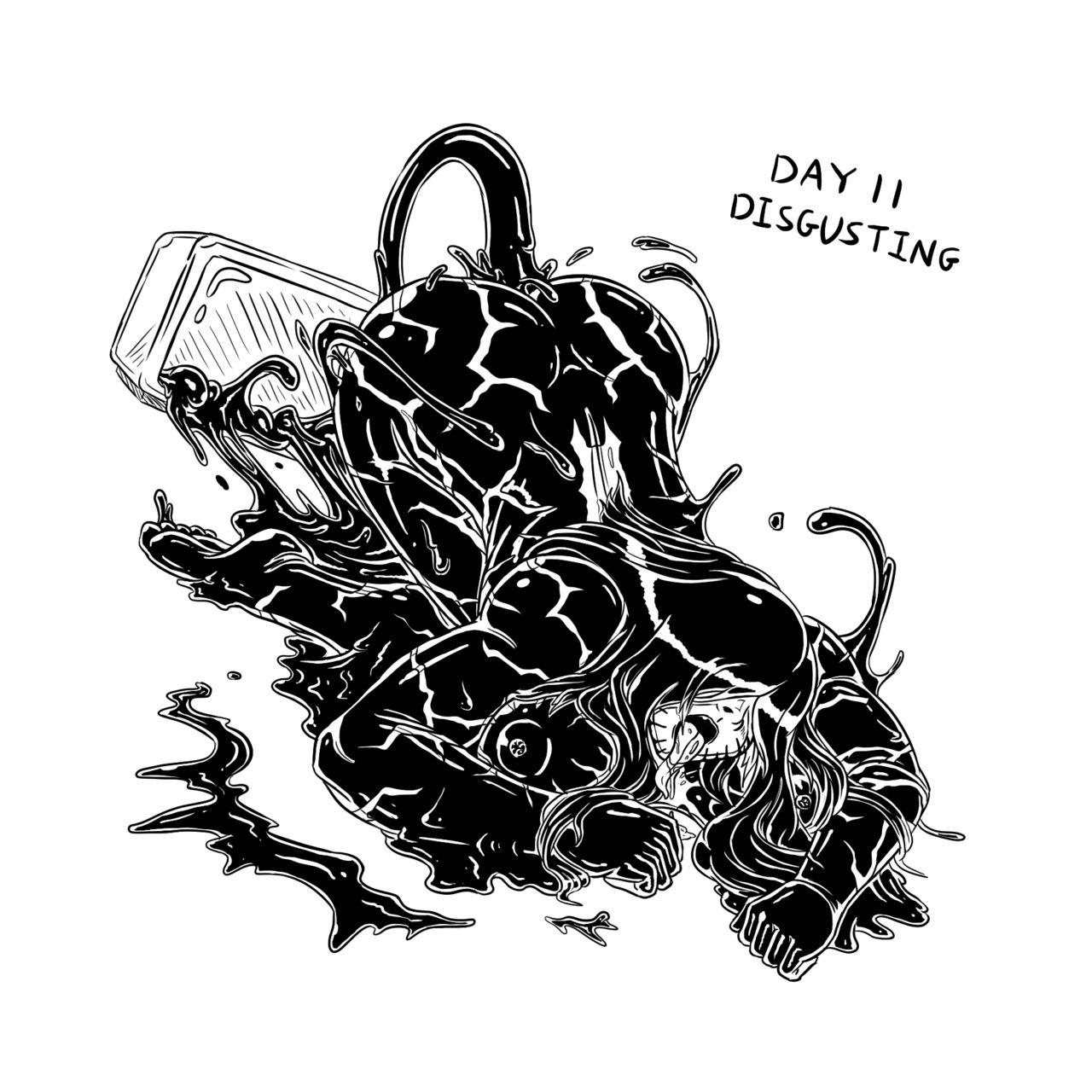 SpaceNCakes Symbiote Works 38