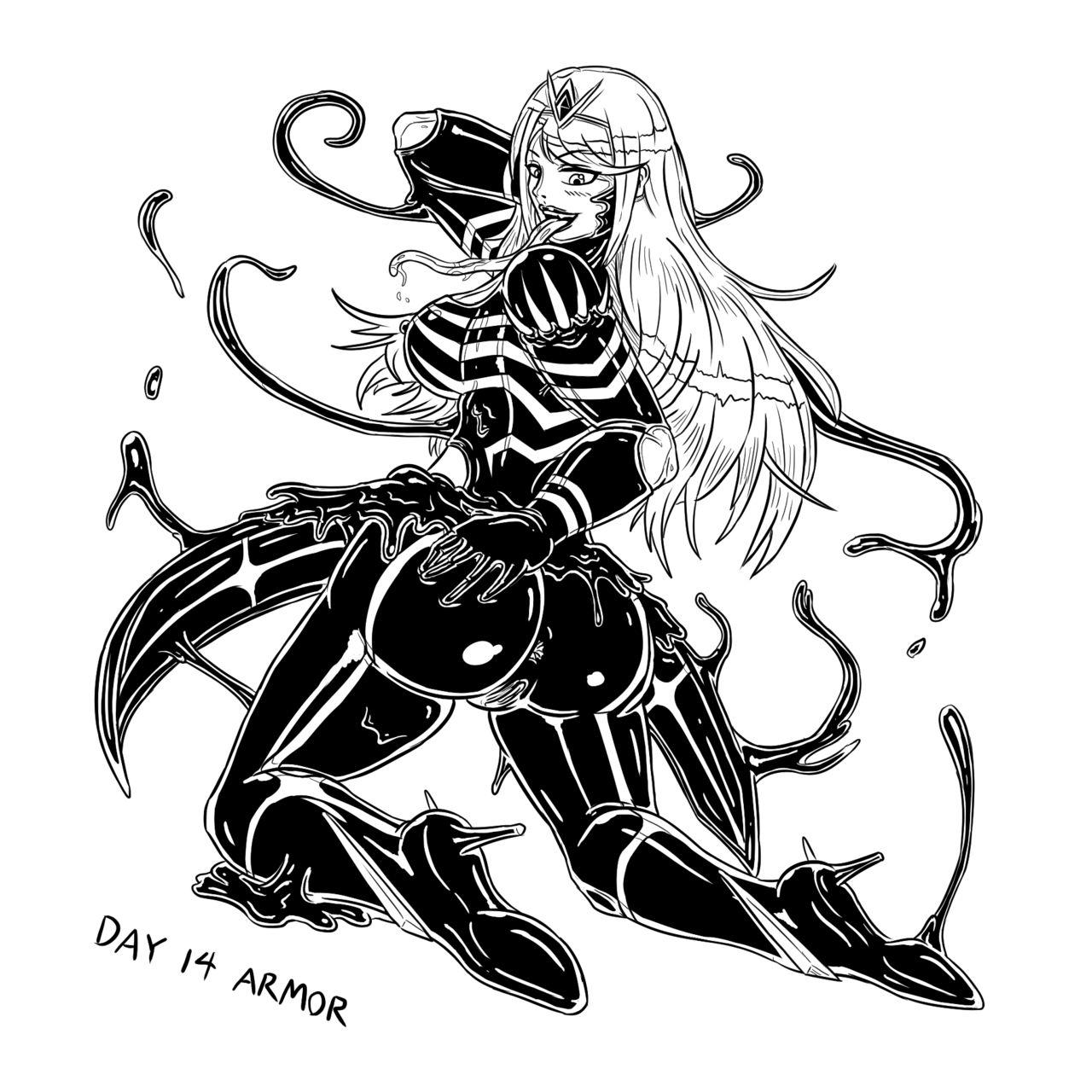 SpaceNCakes Symbiote Works 41