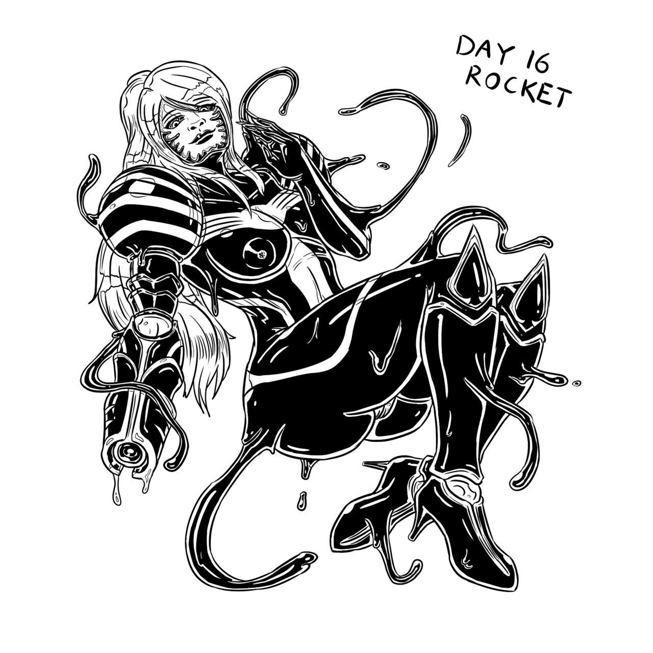 SpaceNCakes Symbiote Works 43
