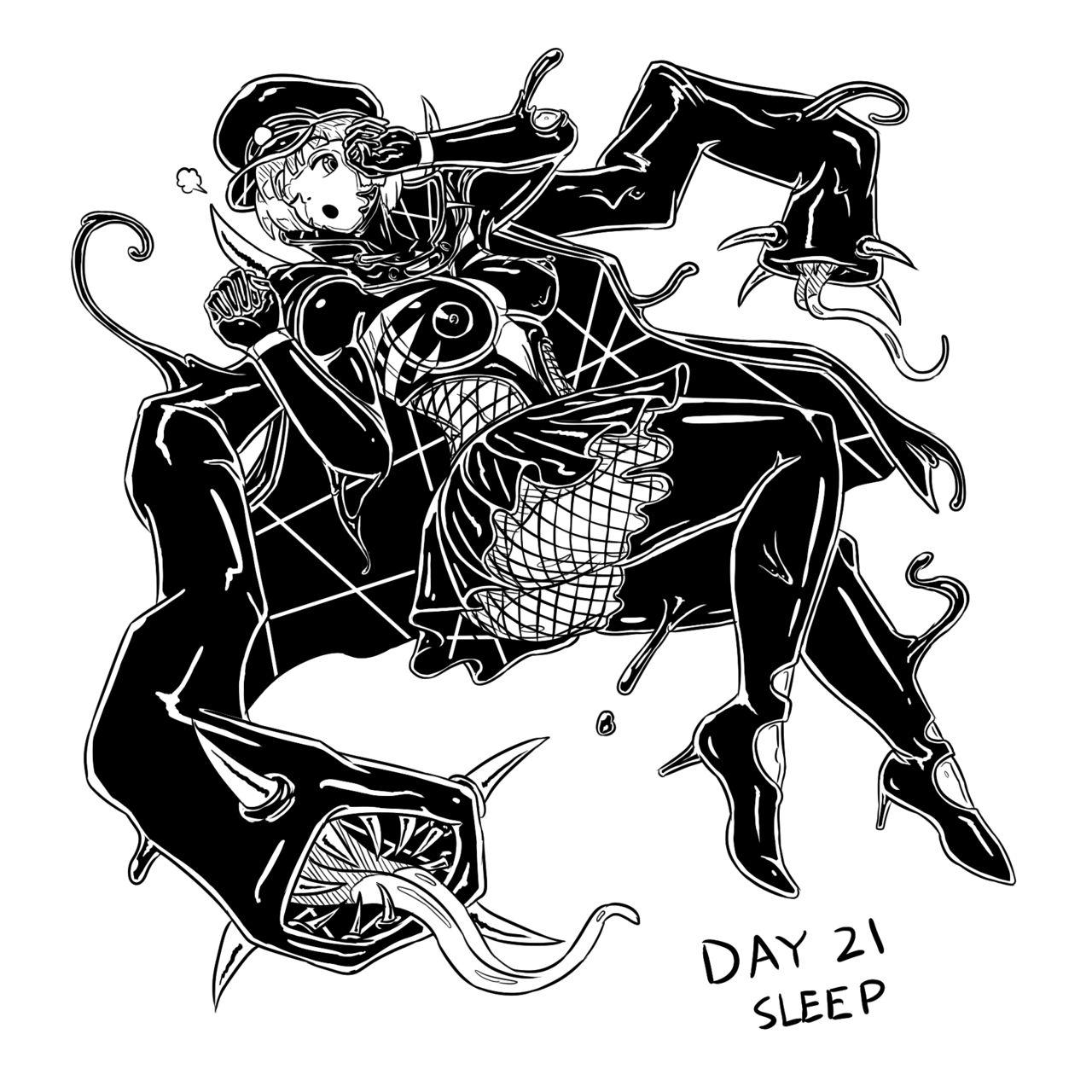 SpaceNCakes Symbiote Works 48