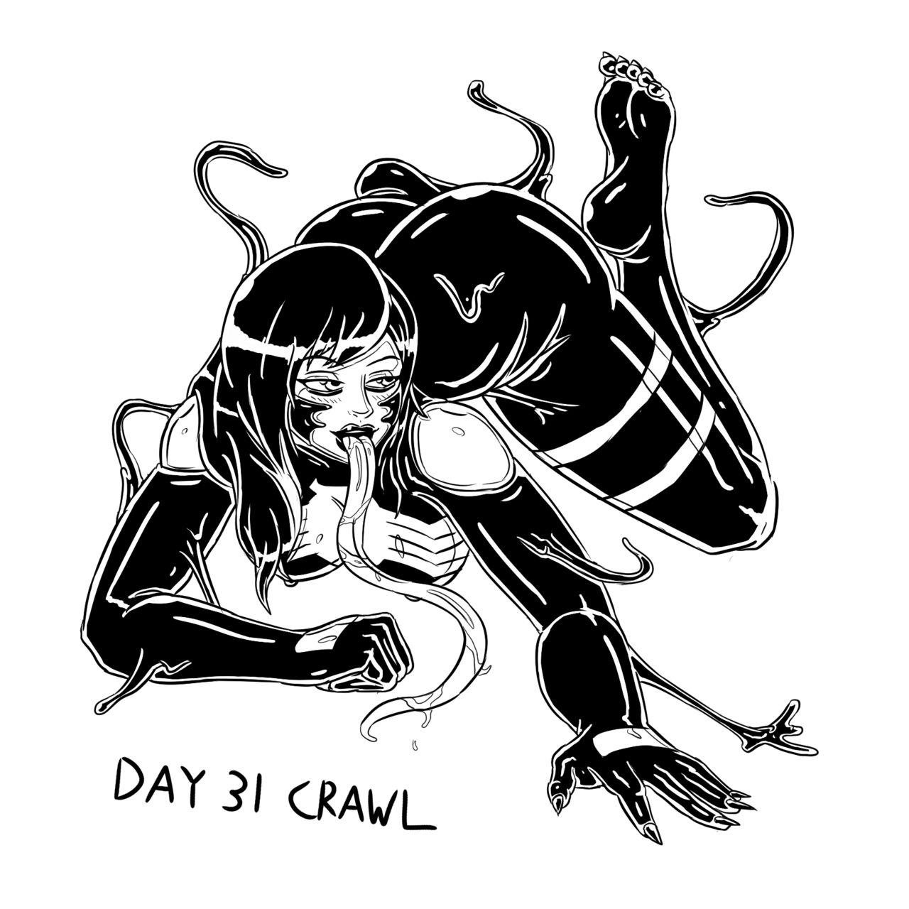 SpaceNCakes Symbiote Works 58
