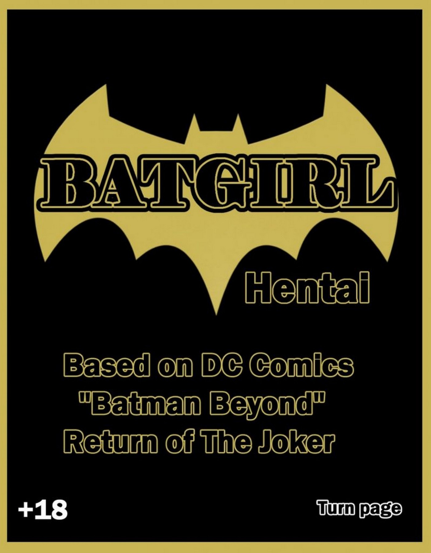 Batgirl Hentai Darkfang100 05