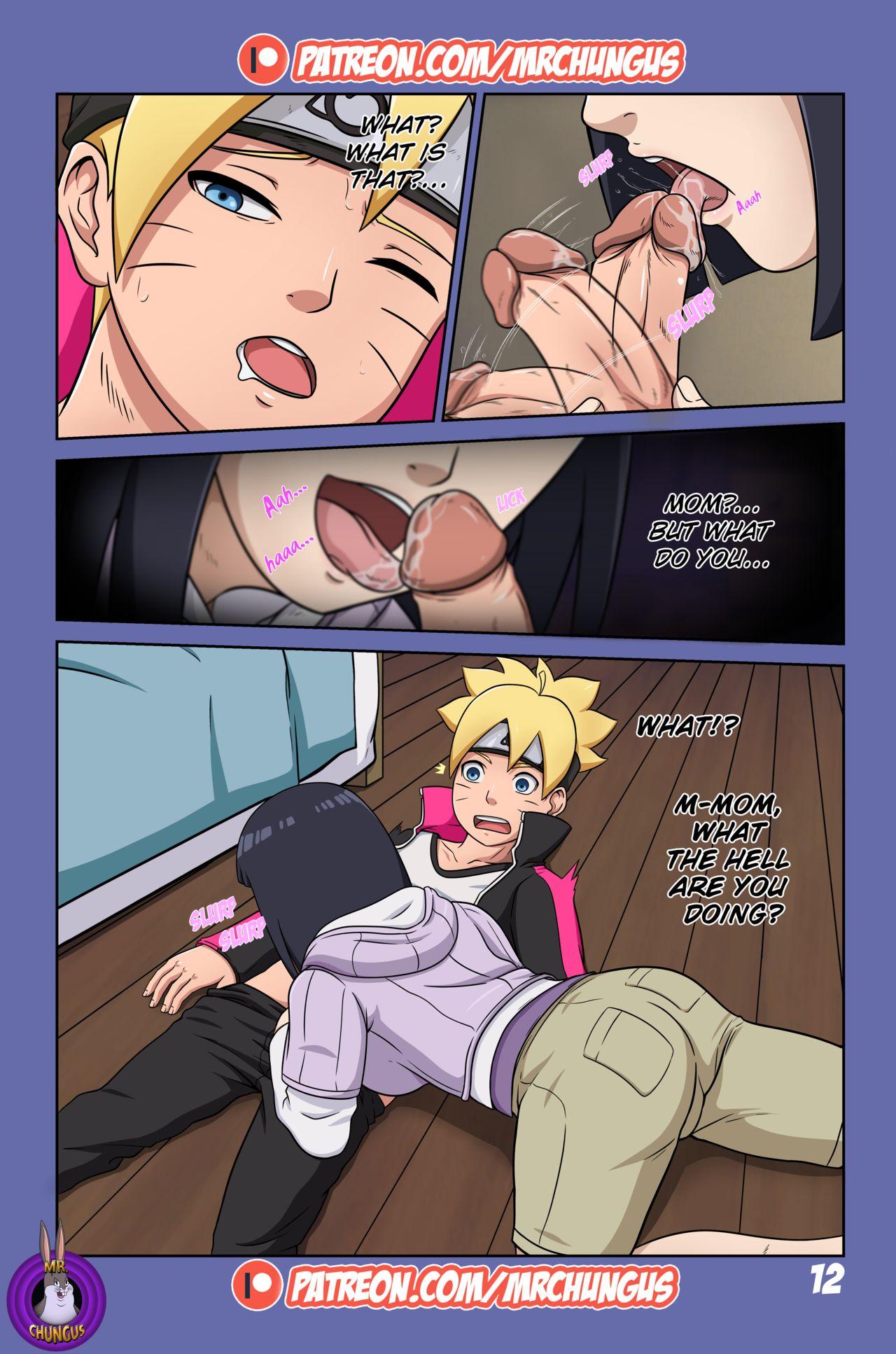 Boruto Erotic Adventure Yuttoechi18 13