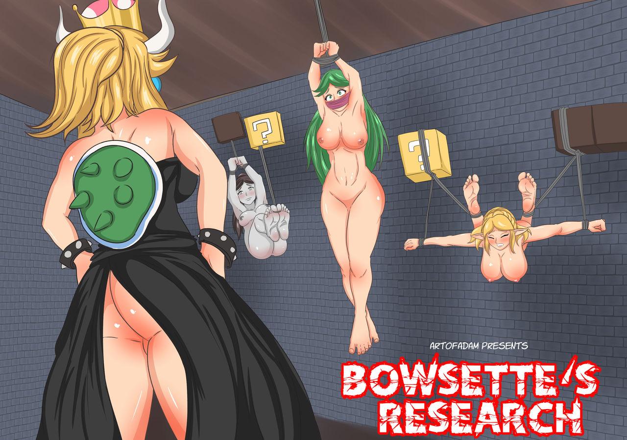Bowsettes Research ArtofAdam 02