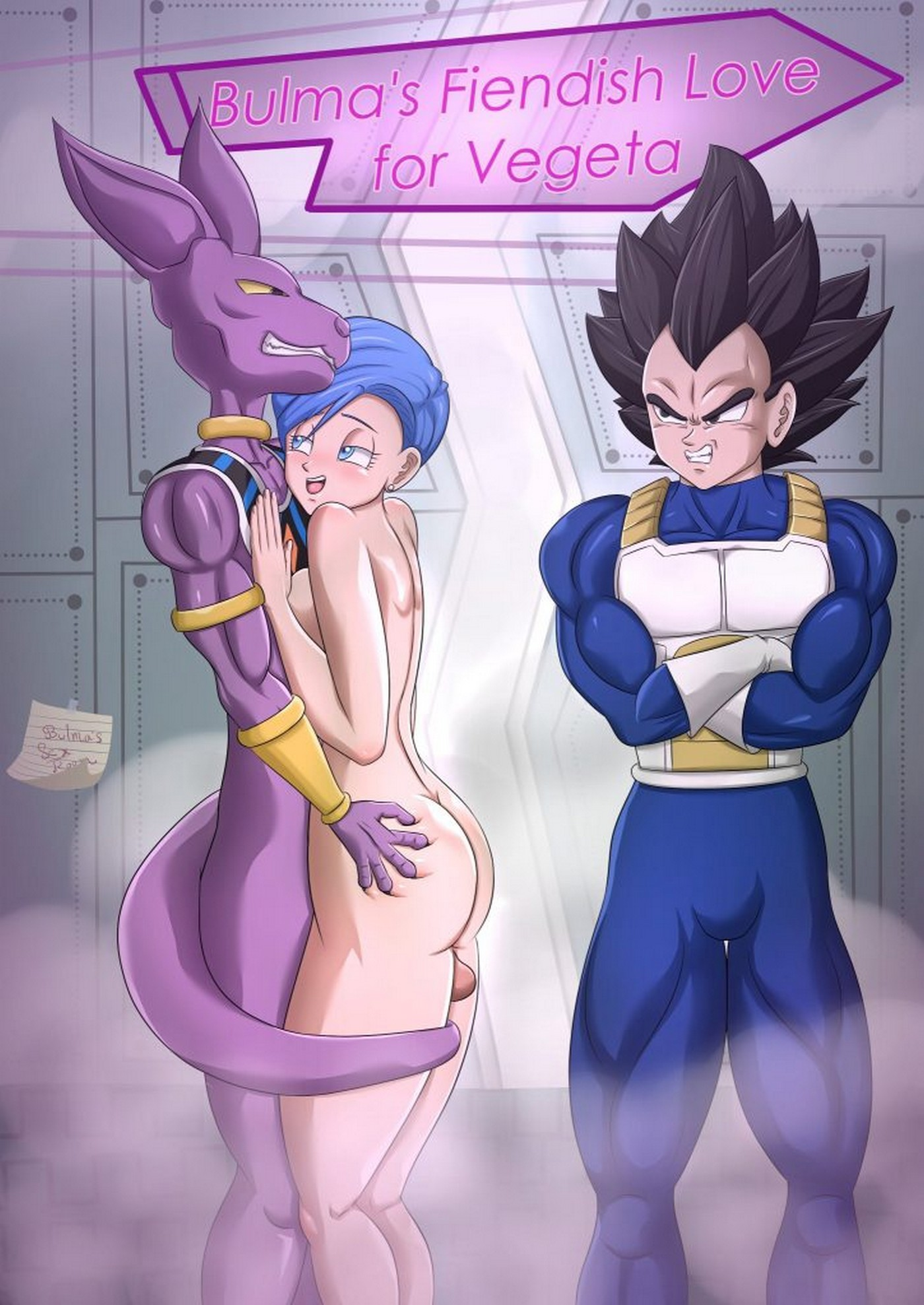 Bulmas Fiendish Love for Vegeta Setthh98 01