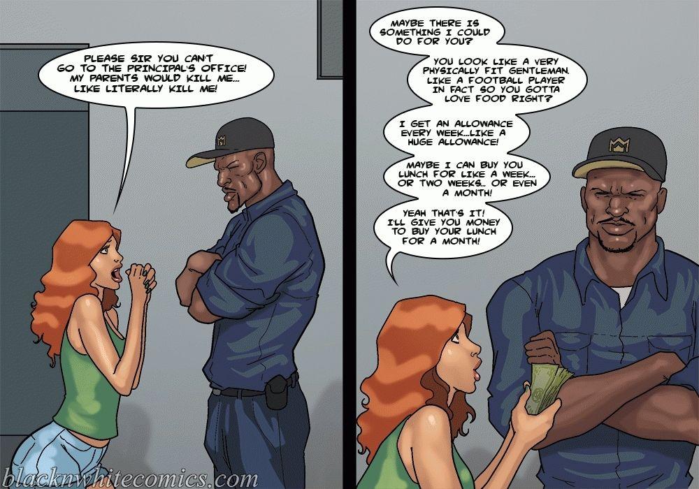 Detention 3 Blacknwhite 26