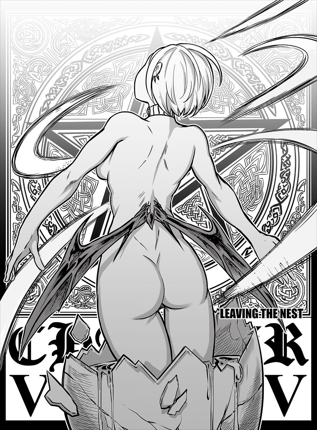 Hentai Demon Huntress Chapter 5 Redjet 03