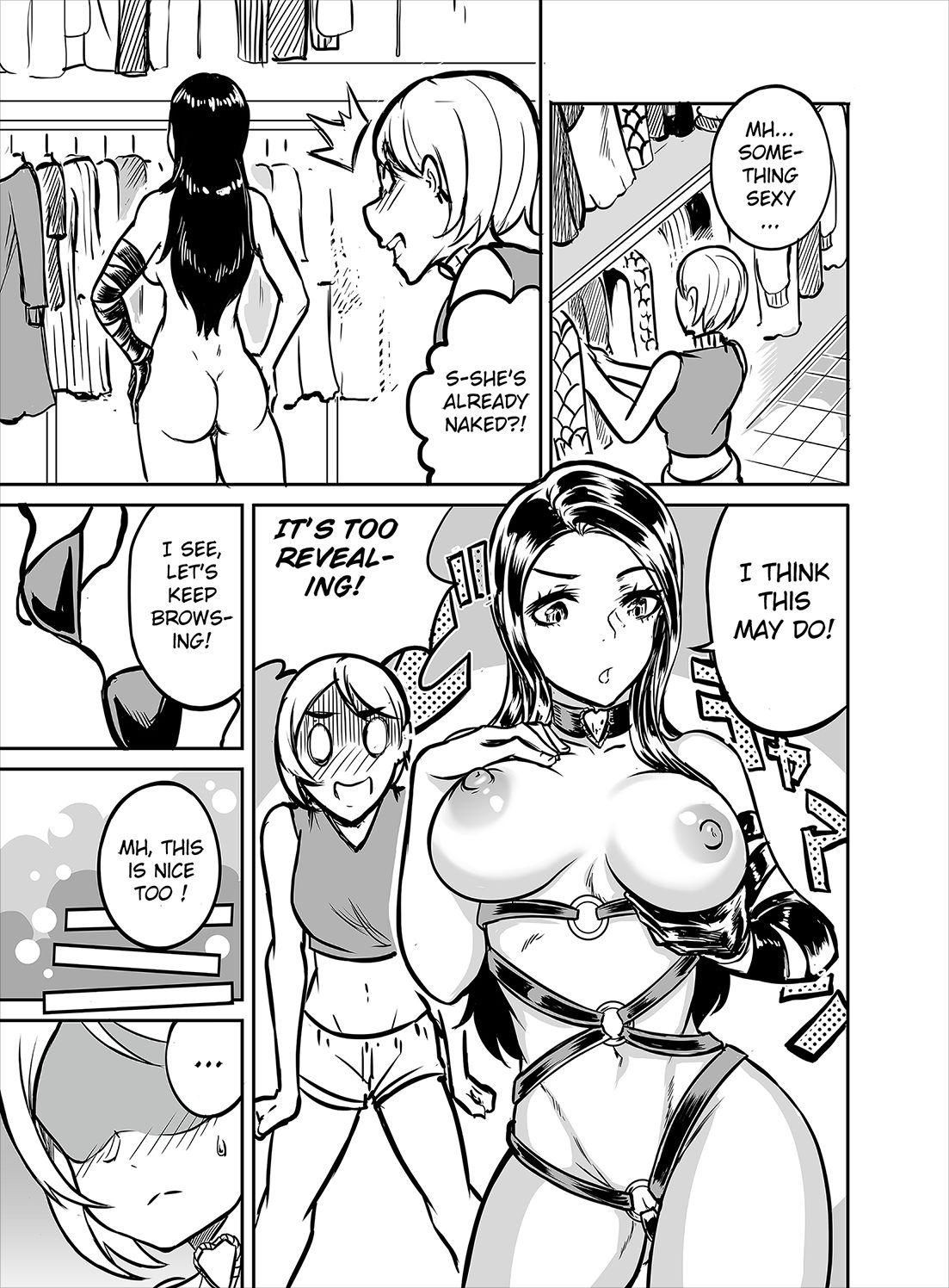 Hentai Demon Huntress Chapter 5 Redjet 12