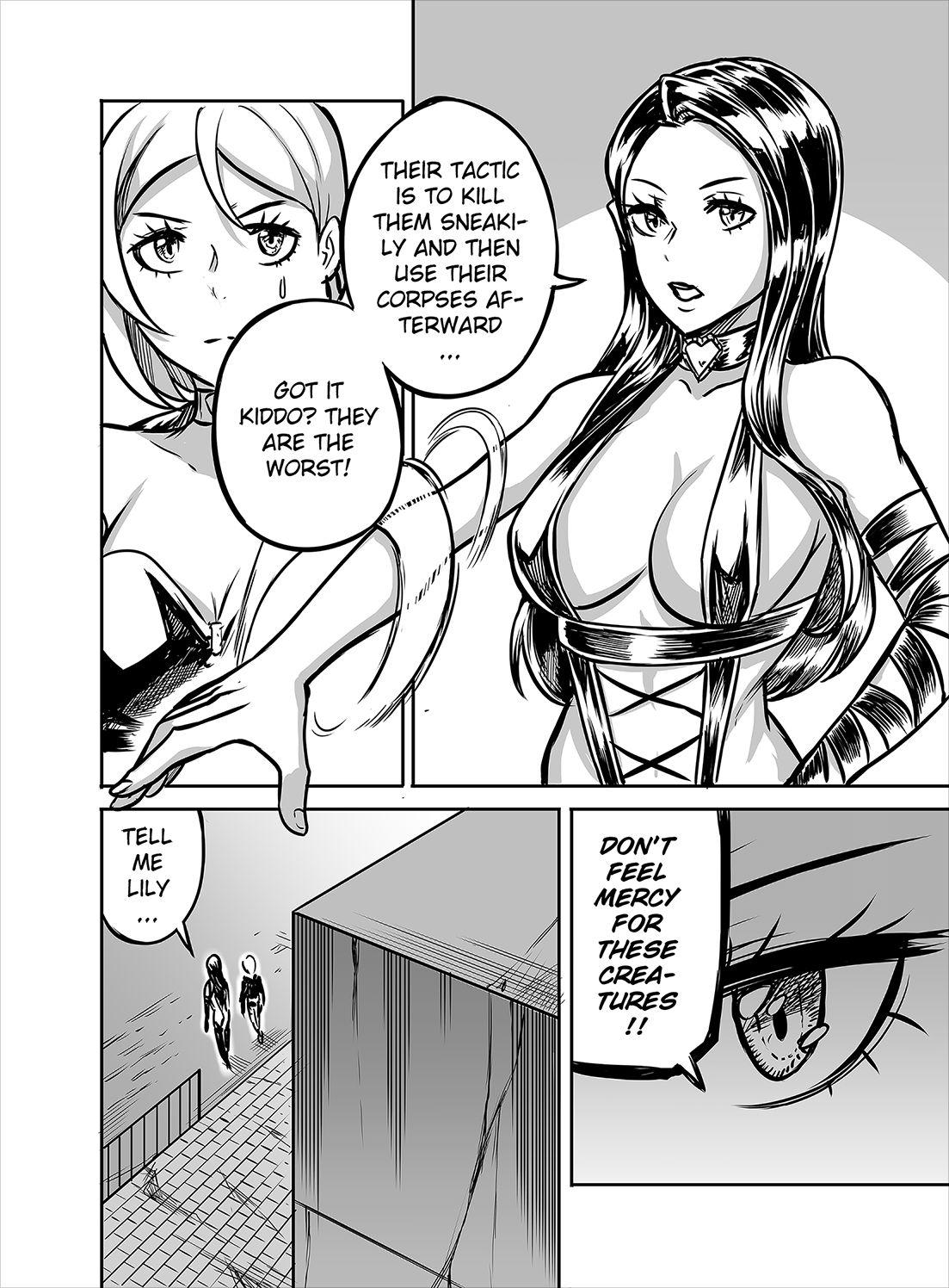 Hentai Demon Huntress Chapter 5 Redjet 17