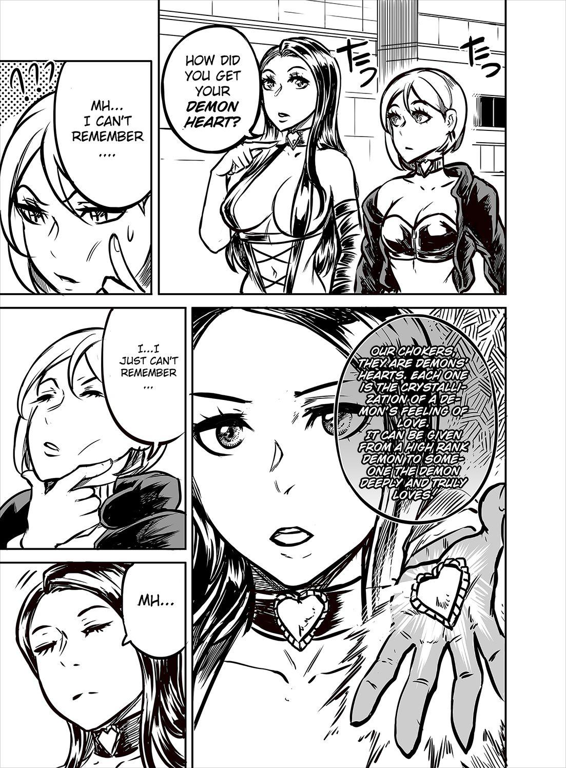Hentai Demon Huntress Chapter 5 Redjet 18