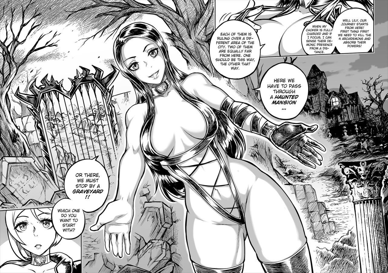 Hentai Demon Huntress Chapter 5 Redjet 19