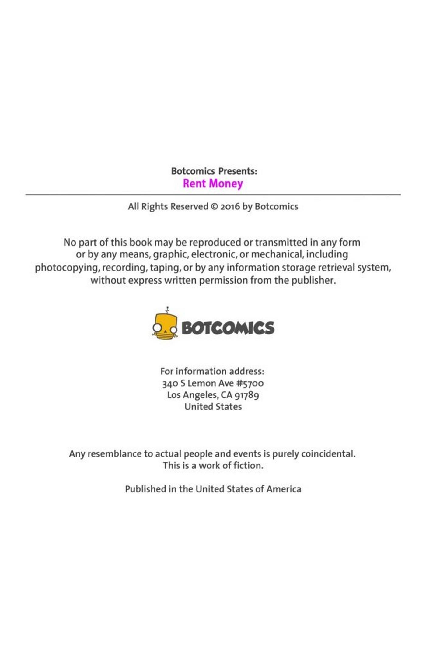 Rent Money BotComics 02