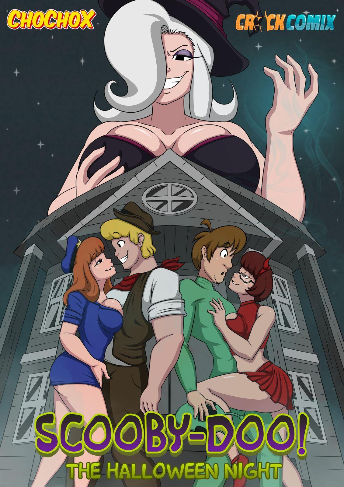 Scooby Doo The Halloween Night 00 resultado