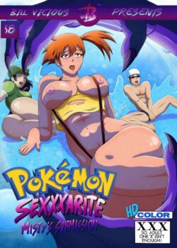 Sexarite Mistys Submission Pokemon 01