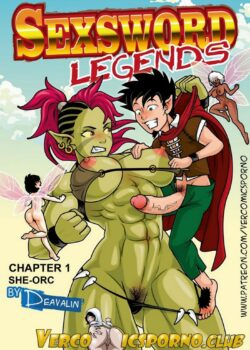 Sexsword Legends Deavalin 01