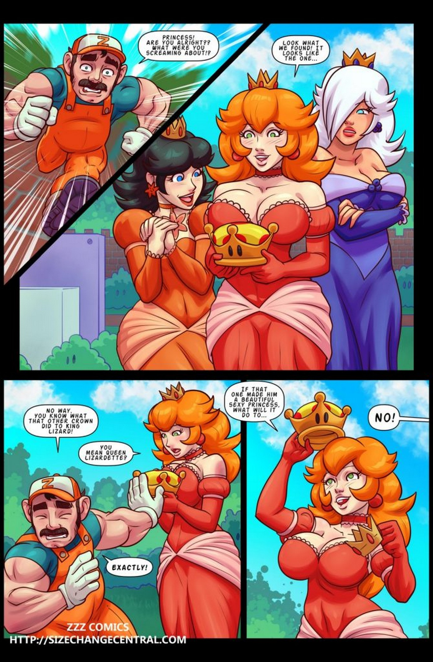 Super Sizeo Sis ZZZ Comics 02