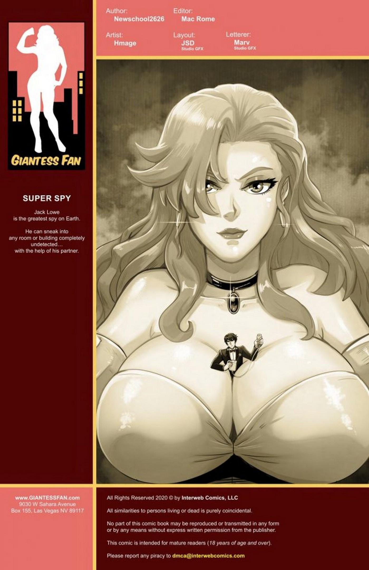 Super Spy GiantessFan 02
