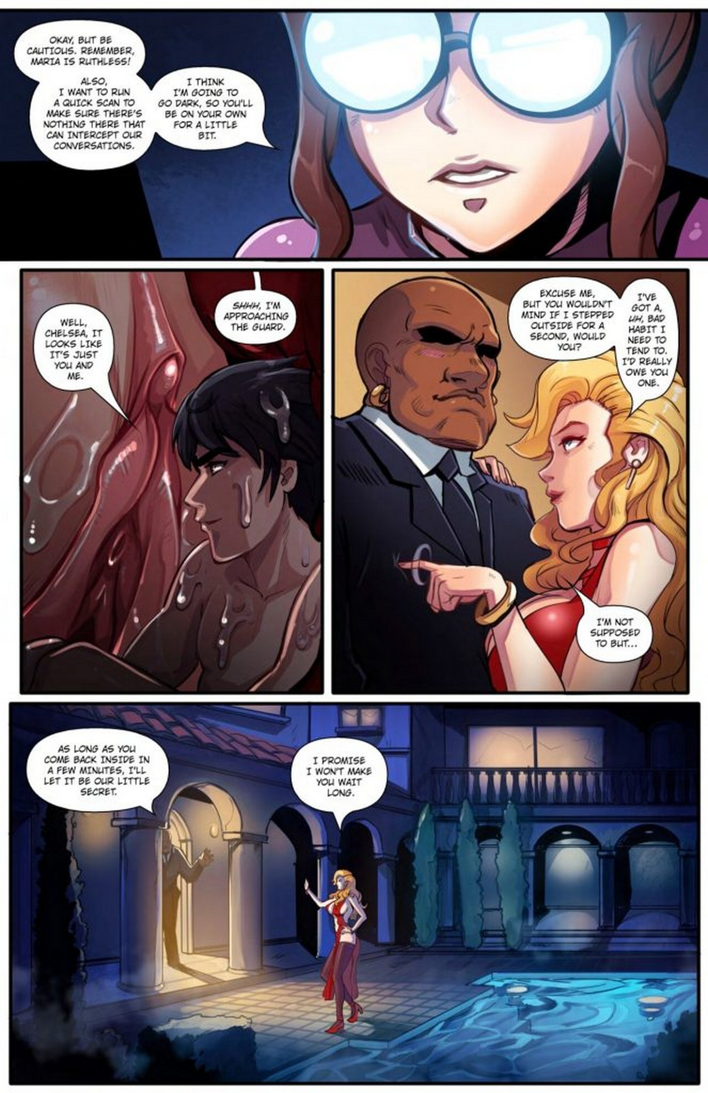 Super Spy GiantessFan 12