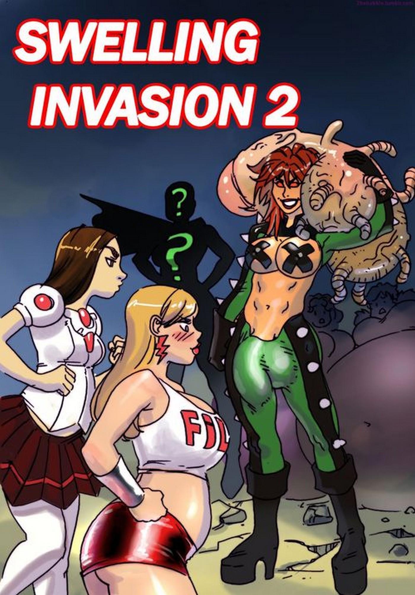 Swelling Invasion 2 Sidneymt 01