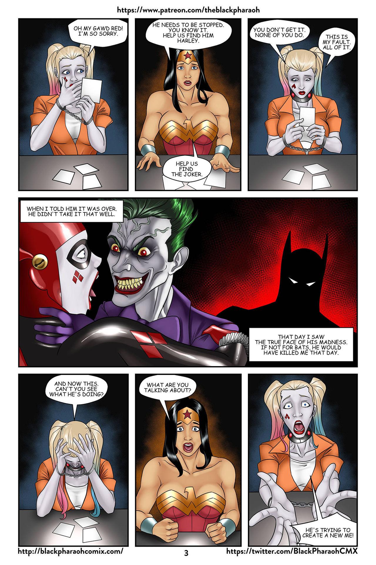 The Inner Joke Black Pharaoh 04