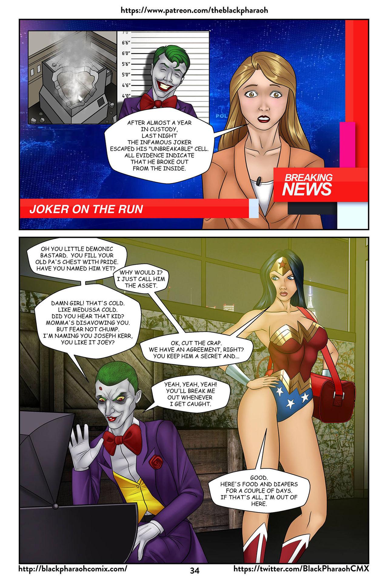 The Inner Joke Black Pharaoh 35