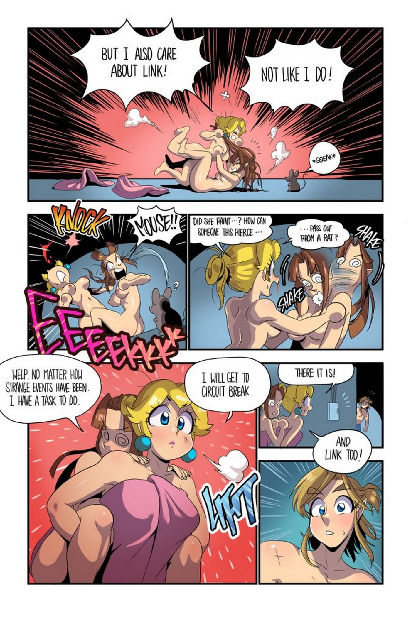 The Wrestling Princess 2 Sasa TSENG 23