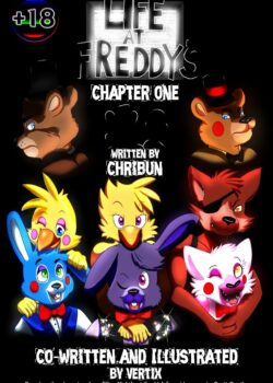 Five Nights At Freddys Life At Freddys Chapter one 06 6