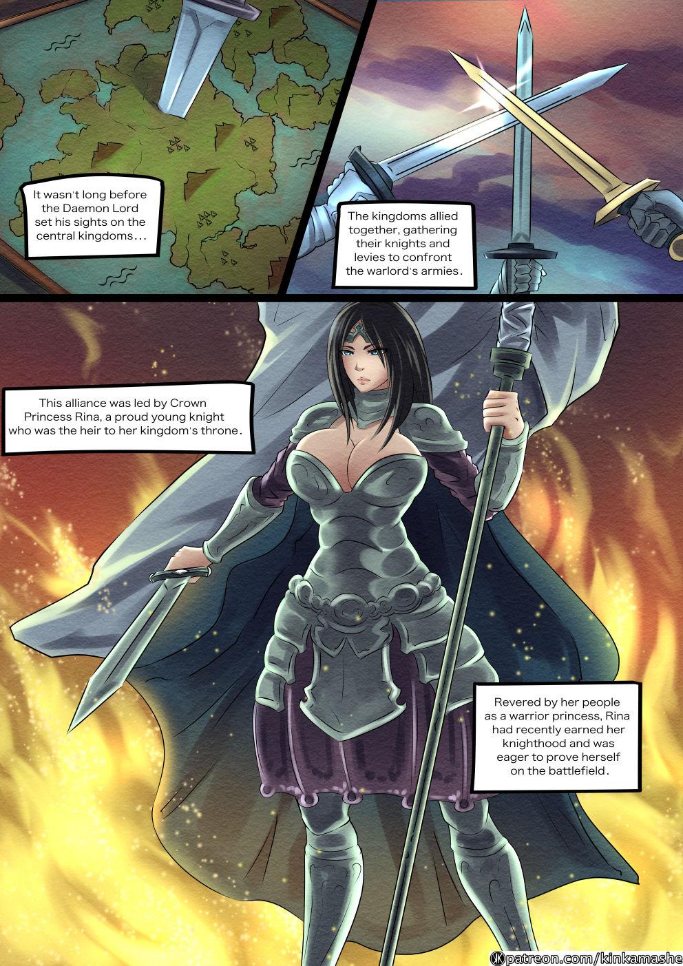 Mercenary Breeder Kinkamashe 04